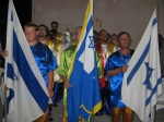 Ministração com Bandeiras